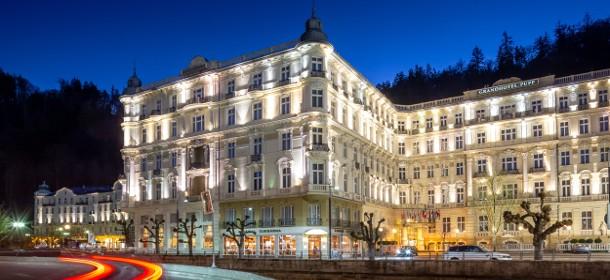 Pupp Grandhotel In Karlsbad Tschechien Karlovy Vary Silvestergala Luxushotel Wellness Kuren Reservierung