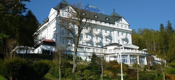 Kurverwaltung Marienbad In Tschechien Beratung Und Buchung Fur