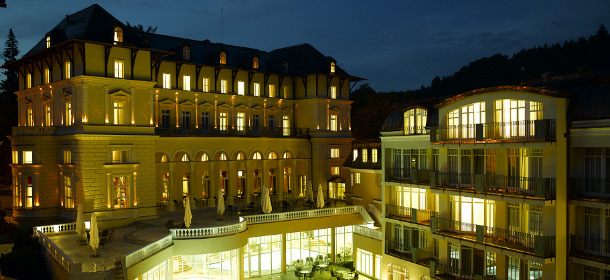 Hotel Critl Palace Praga