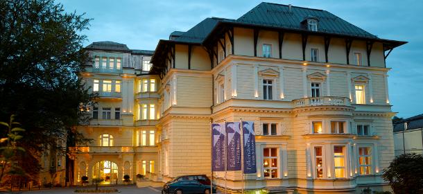 Hotels Karlsbad Tschechien Wellness