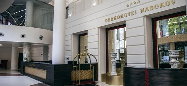 Spa Hotel In Marienbad