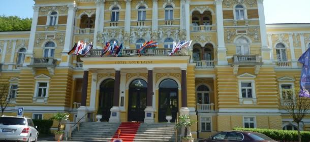 Beste Hotels Marienbad Tschechien