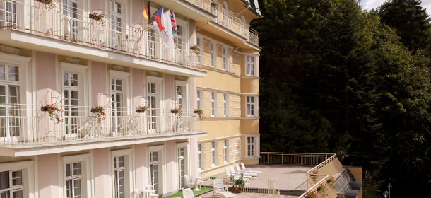 Grand Hotel Vltava Prag