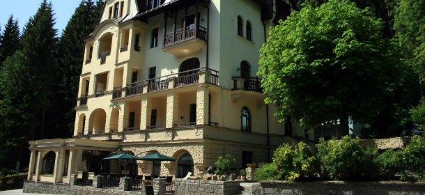 Marienbad Hotel St Moritz
